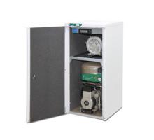 Воздушный компрессор EKOM DUO с отсасывающим агрегатом