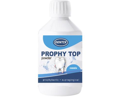 Профилактический порошок Dentix PROPHY TOP (черная смородина)