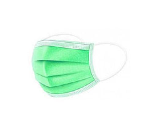 Процедурные маски Dentix (зеленые)