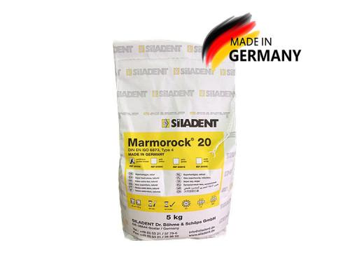 Гипс Marmorock 20, 4 класс 5 кг