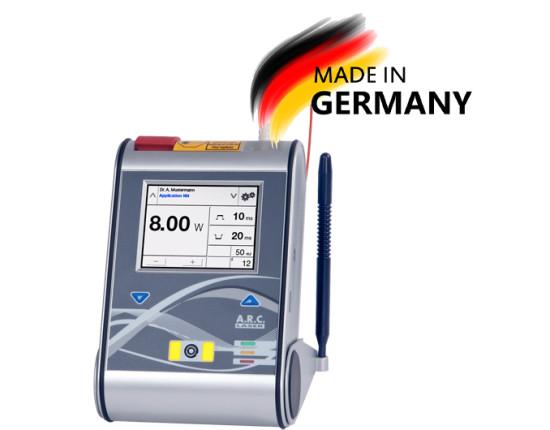 A.R.C. Laser – это синоним лазерной технологии «Сделано в Германии»