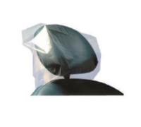 Чехлы на подголовник стоматологического кресла одноразовые 250х330 мм