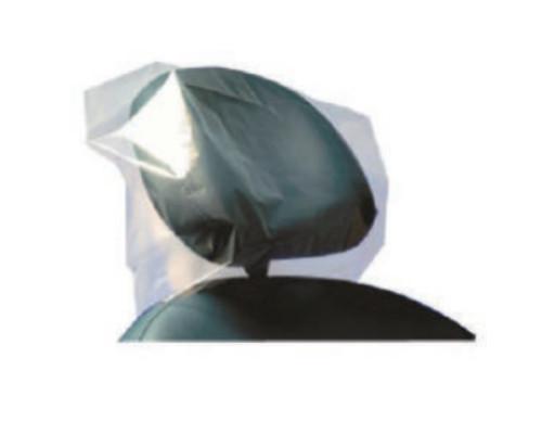 Чехлы на подголовник стоматологического кресла одноразовые 250х250 мм